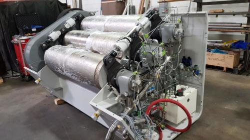 BMIN18-Neues Drei- Walzwerk